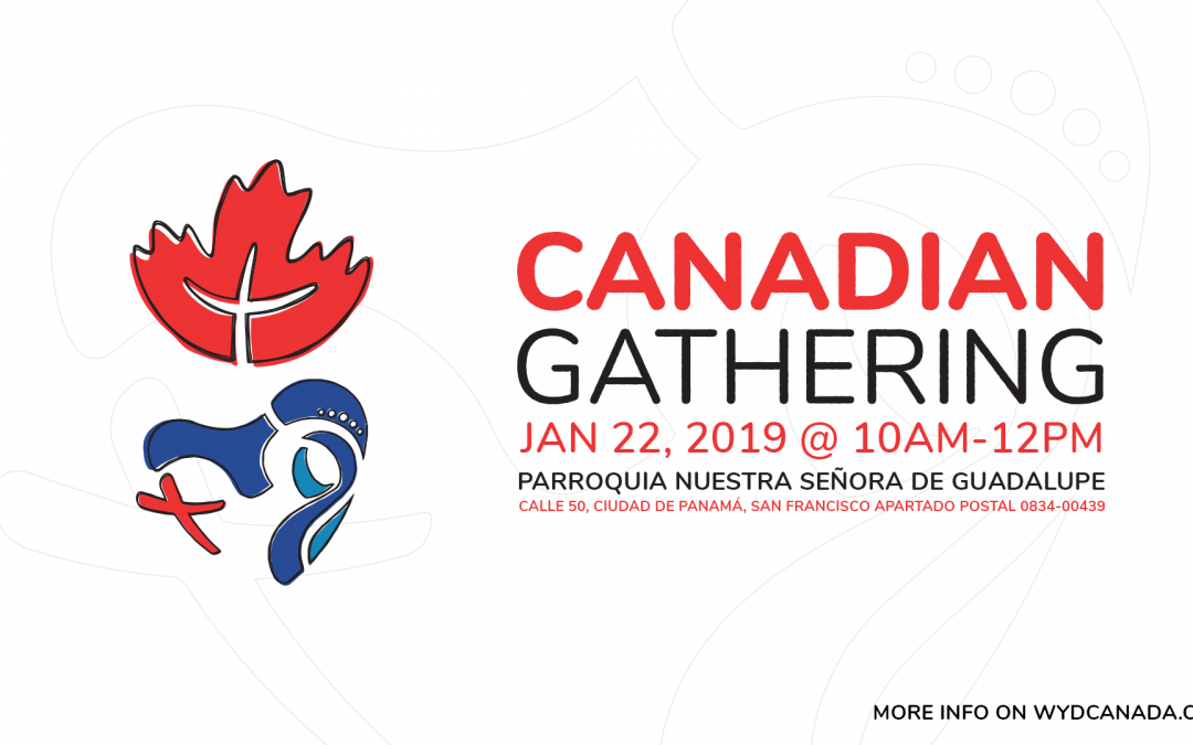 2019 Canadian Gathering Announcement